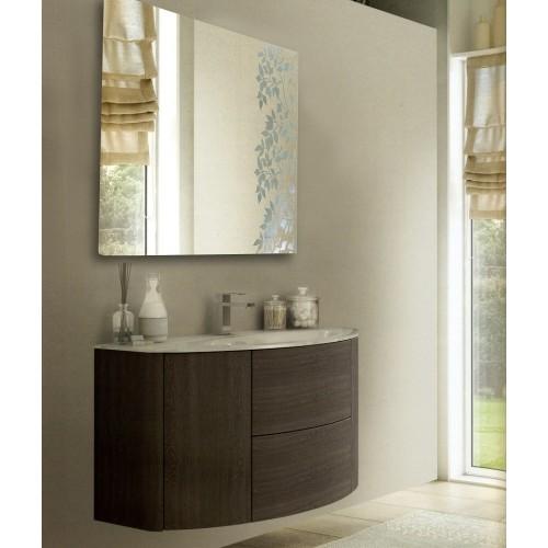 Зеркало в ванную с подсветкой Майя